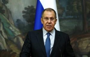 Глава МИД РФ напомнил, что Урсула фон дер Ляйен заявляет, что с нынешней российской властью геополитического партнерства не получается.
