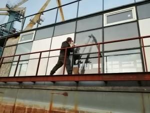 За долг в 1,5 миллиона арестовали моторное судно в Самаре