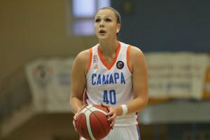 Женская баскетбольная «Самара» провела первые матчи в чемпионате Суперлиги-1