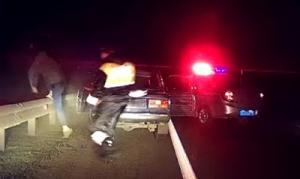 В Тольятти подросток за рулем пытался уйти от полиции