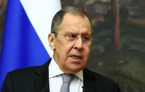 Это дипломатическая практика, подчеркнул глава МИД РФ.
