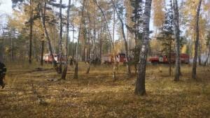 Для тушения пожара привлечено 136 человек, 37 едиництехники.