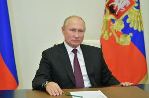 Российский лидер также выразил надежду на восстановление полноформатного взаимодействия.