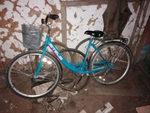 В Самарской области участковыйв кратчайшие сроки вернул пенсионерке похищенный велосипед
