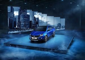 Автомобили специальной серии отличаются черными акцентами интерьера и экстерьера всочетании снасыщенными цветами кузова.