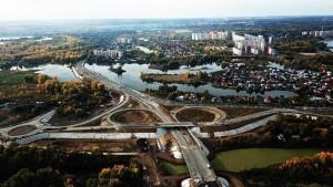 Дмитрий Азаровв режиме видеоконференции провел совещание по итогам реализации национального проекта «Безопасные и качественные автомобильные дороги».