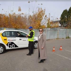 В Самарской области завершился региональный этап Всероссийского конкурса профессионального мастерства «Лучший водитель такси в России — 2020».