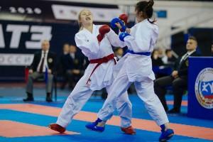 В весовой категории 55 кг тольяттинка Анна Чернышева завоевала золото.