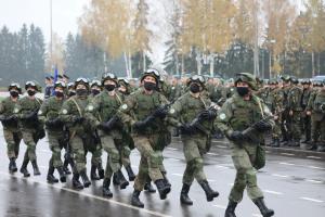 Воинские подразделения ЦВО вернулись в Россию с учения ОДКБ «Нерушимое братство-2020» в Белоруссии