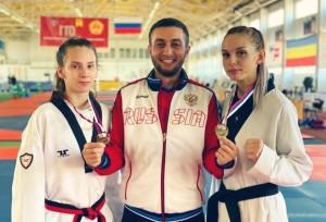 У Самарской области - 2 серебряных медали.