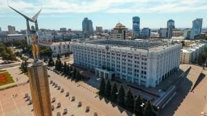 Виктор Кудряшовпровел еженедельное оперативное совещание.