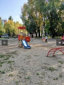 На Воронежских озерах в Самаре может появиться новая детская площадка