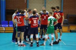 После двух прошедших туров чемпионата России среди команд высшей лиги «А» «Нова» делит третье-четвертое места в группе «Запад» с командой «Грозный».