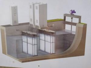 В Самаре возводится станция ультрафиолетового обеззараживания сточных вод