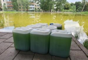 Резидент Жигулевского технопарка очищает природные водоемы микроводорослями