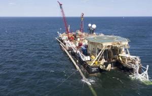 Компания пока не может оценить потенциальные последствия расширения санкций США. Участники проекта неоднократно заявляли, что газопровод будет достроен.