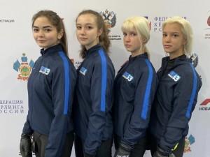 Команда Самарской области в игре за 3 место уступила соперницам из Иркутска.