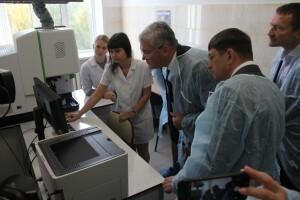 Виктор Кудряшов, обсудили исполнение региональных инвестиционных программ одной из крупнейших ресурсоснабжающих организаций – «РКС-Самара».