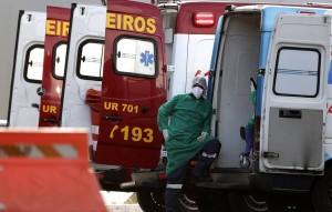 """По информации Globo, смерть 28-летнего волонтера произошла """"в результате осложнений COVID-19""""."""