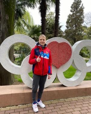 Воспитанница тольяттинской школы каратэ «Рекорд» Анна Чернышева бьется за путевку на Олимпийские игры в Токио