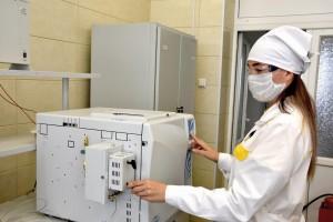 Экологическая лаборатория – по международному стандарту