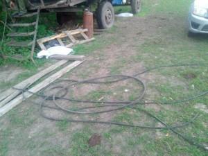 Житель Шигонского района украл сотовый телефон и приводные ремни