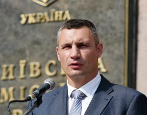 И ушел на самоизоляцию, самочувствие главы украинской столицы хорошее.