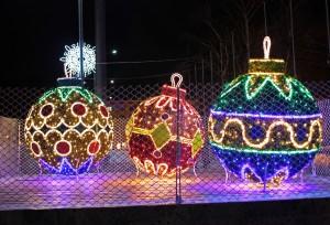 Определены популярные российские города для встречи Нового года