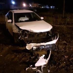 В Самаре в ДТП пострадали четверо, из них двое детей