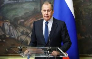 Визиты и встречи главы МИД РФ перенесли на более поздний срок.