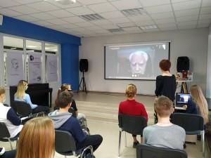 Учащиеся самарского колледжа получили возможностьиз первых уст узнать о значимых для нашего народа исторических событиях.
