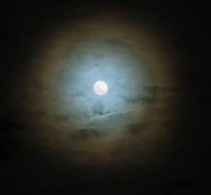 Россияне смогут увидеть «голубую Луну» 31 октября