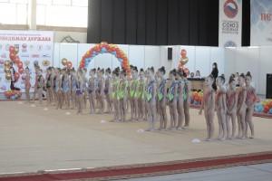 Мегасобытие из мира спортивных единоборств продолжится в универсальном спортивном комплексе «Олимп» соревнованиями по тхэквондоITF и художественной гимнастике.