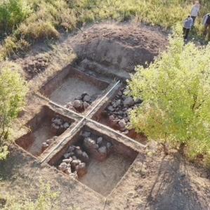 Ученые Самарского университета запустили серию экспериментов по использованию беспилотных летательных аппаратов для поиска старых захоронений.
