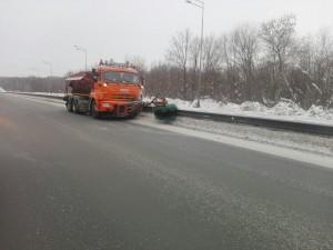 Иван Пивкинпровел совещание о готовности к выполнению работ по зимнему содержанию автомобильных дорог.