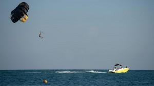 Инцидент произошел на острове Родос в среду.