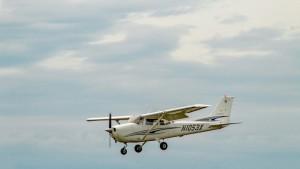 В Самарской области самолет едва не потерпел крушение