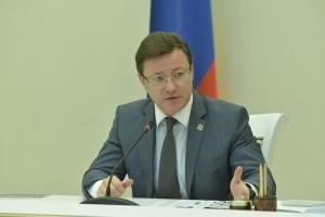ГубернаторСамарской областиДмитрий Азароврассказал о мерах, принимаемых в области для борьбы с распространением коронавирусной инфекции.