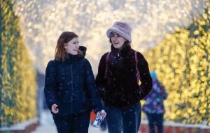 В частности, в декабре почти повсеместно температура ожидается около и выше нормы.