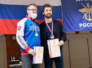 Спортсмен Самарской области Борис Сдобников занял 1 место в упражнении ПП-3.