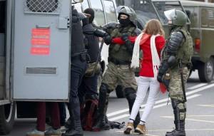 Больше всего задержанных в Минске. Задержания проводились также в Могилеве, Гродно и Жодишках.