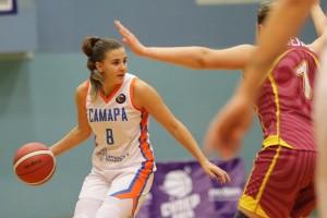 Женская баскетбольная Самара одержала четвертую победу подряд