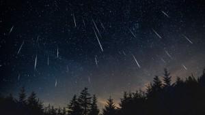 Самарцы смогут наблюдать метеорный поток Леониды в ночном небе в ноябре