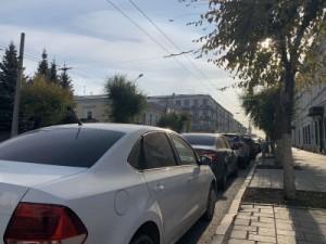 Стоимость машиноместа на платных парковках будет зависеть от коэффициента востребованности участка улично-дорожной сети.
