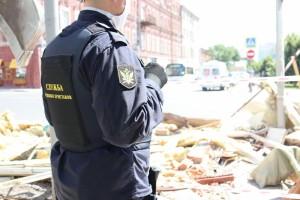 Судебные приставы Тольятти добились сноса незаконного магазина