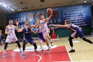 Баскетбольная Самара на домашнем паркете проведет два матча Суперлиги-1