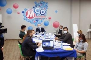 В регионе продолжают реализовывать федеральный проект «Социальная активность» нацпроекта «Образования».