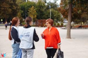 Волонтеры Самарского Дома молодежи раздадут жителям 4000 лент и познакомят с историей возникновения государственного праздника.