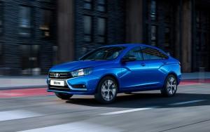 В октябре АвтоВАЗ увеличил продажи машин Lada на 22,5% - до 37 тыс. машин.