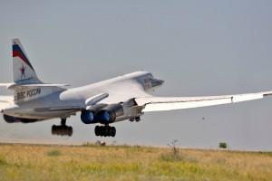 Состоялся первый полет глубокомодернизированного ракетоносца-бомбардировщика Ту-160М с новыми серийными двигателями НК-32-02, произведенными в ПАО «ОДК-Кузнецов».